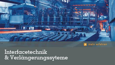 Interfacetechnik & Verlängerungssysteme